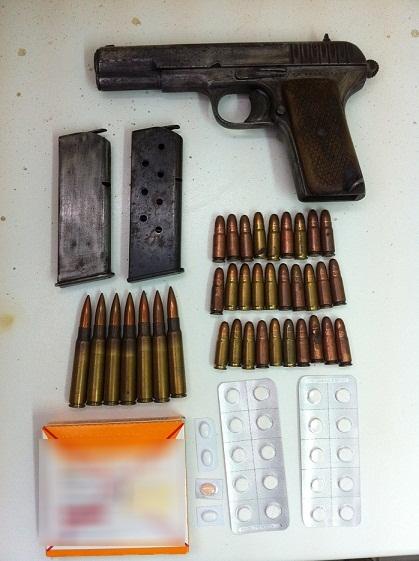 pistoli narkotika