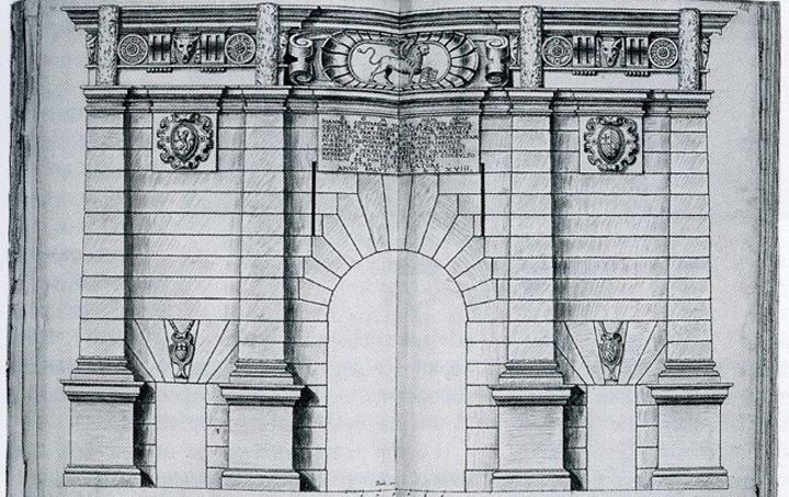 porta reale prosopsi