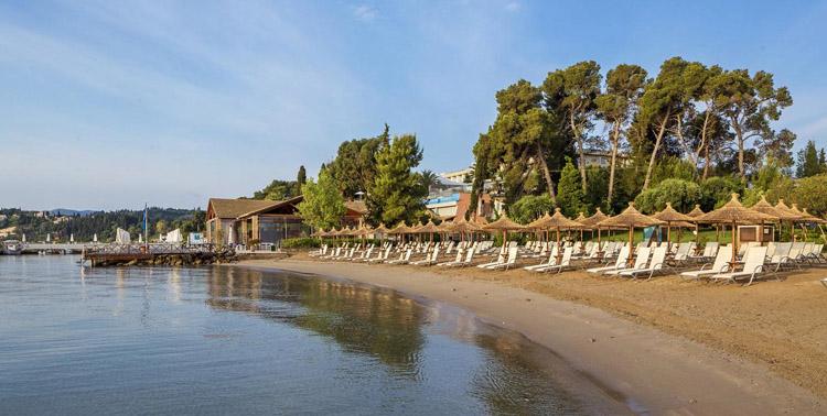 Το ξενοδοχείο Kontokali Bay Resort & Spa