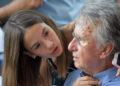 Τον Αύγουστο του 2019, στην τελετή ορκομωσίας του δημοτικού συμβουλίου Κεντρικής Κέρκυρας, πσρών για την ορκομωσία της μεγάλης του κόρης Μαρίας Δρυ ως δημοτική σύμβουλος, επικεφαλής παράταξης. Στη φωτό, ο Γ. Δρυς με τη μικρότερή του κόρη