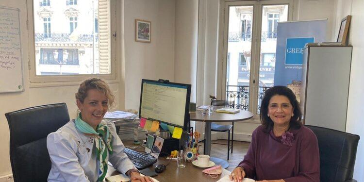 Μνημόνιο Συνεργασίας του Δήμου Παρισιού με το Film Office Ιονίων Νήσων